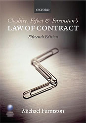 Expressed terms of a contract